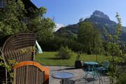 Garten im Haus zum Tannwald