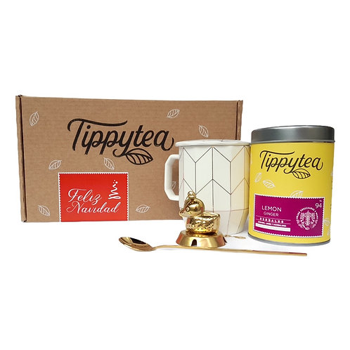 Combinación #25 - Set Regalo + Lata 50gr de té