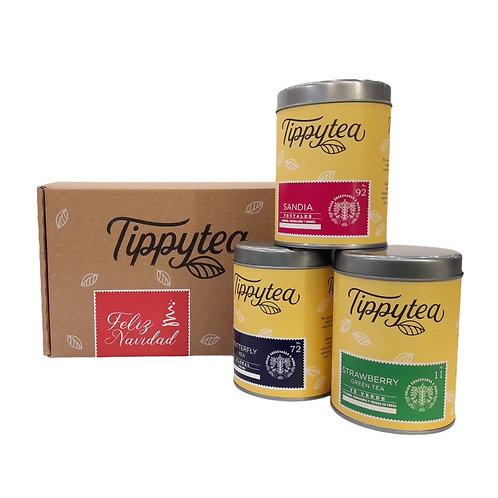 Combinación #2 - 3 Latas Tippytea
