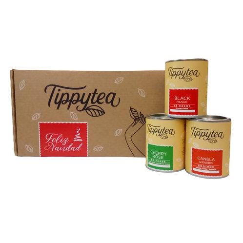 Combinación #42 -  3 Latas de 50 gr de té