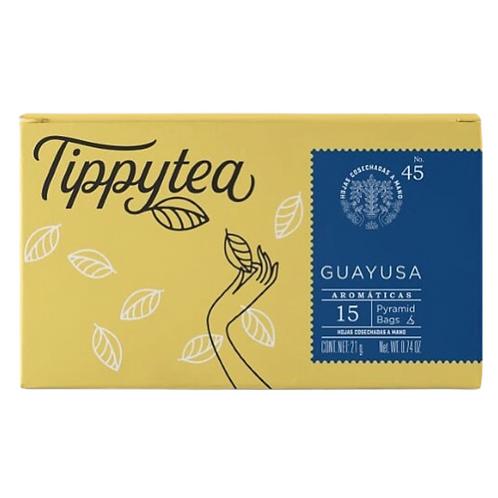 Guayusa - Aromáticas x15