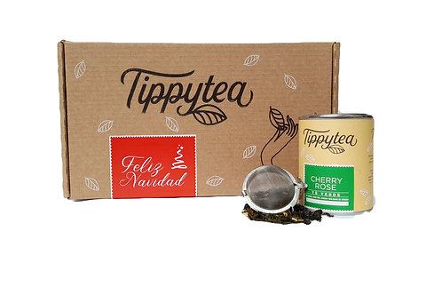 Combinación #46 -Infusor bola malla + lata de 50gr de té
