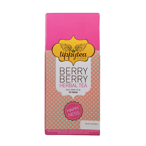 Berry Berry Loose Leaf