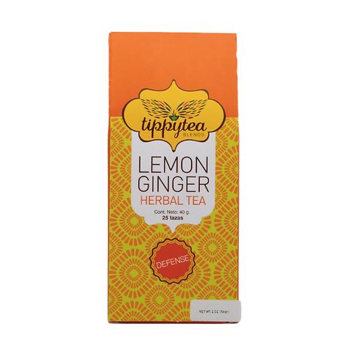 Lemon Ginger Loose Leaf