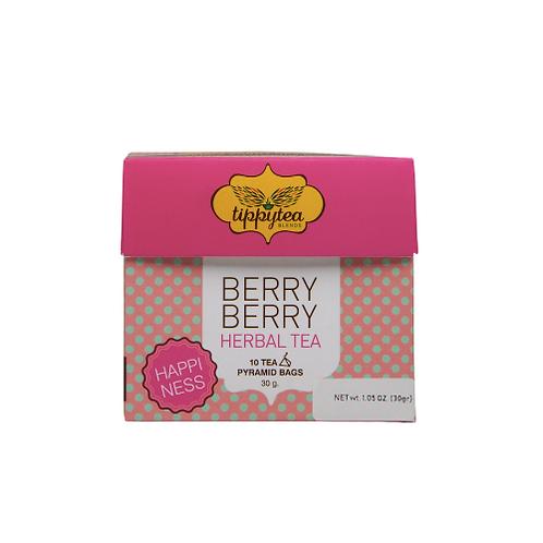 Berry Berry Tea Pyramid Bag