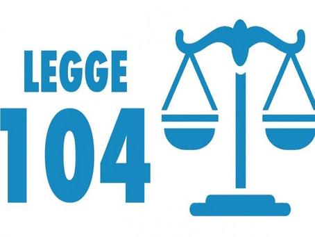 LA LEGGE 104: I PERMESSI E GLI ABUSI