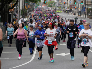 CEO Runs The 2018 Broad Street Run