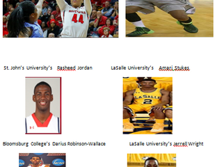 Players Who Have Gone on to College