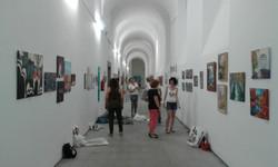 Montaje Exposición MNCARS