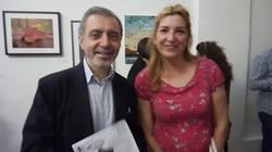 D. Manuel Borja-Villel y yo