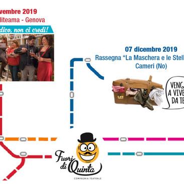 I FUORI DI QUINTA IN TOUR!