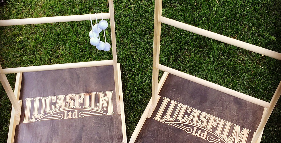 Custom Ladder Golf-Your Logo
