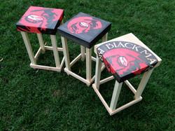Custom Jenga Tabletops