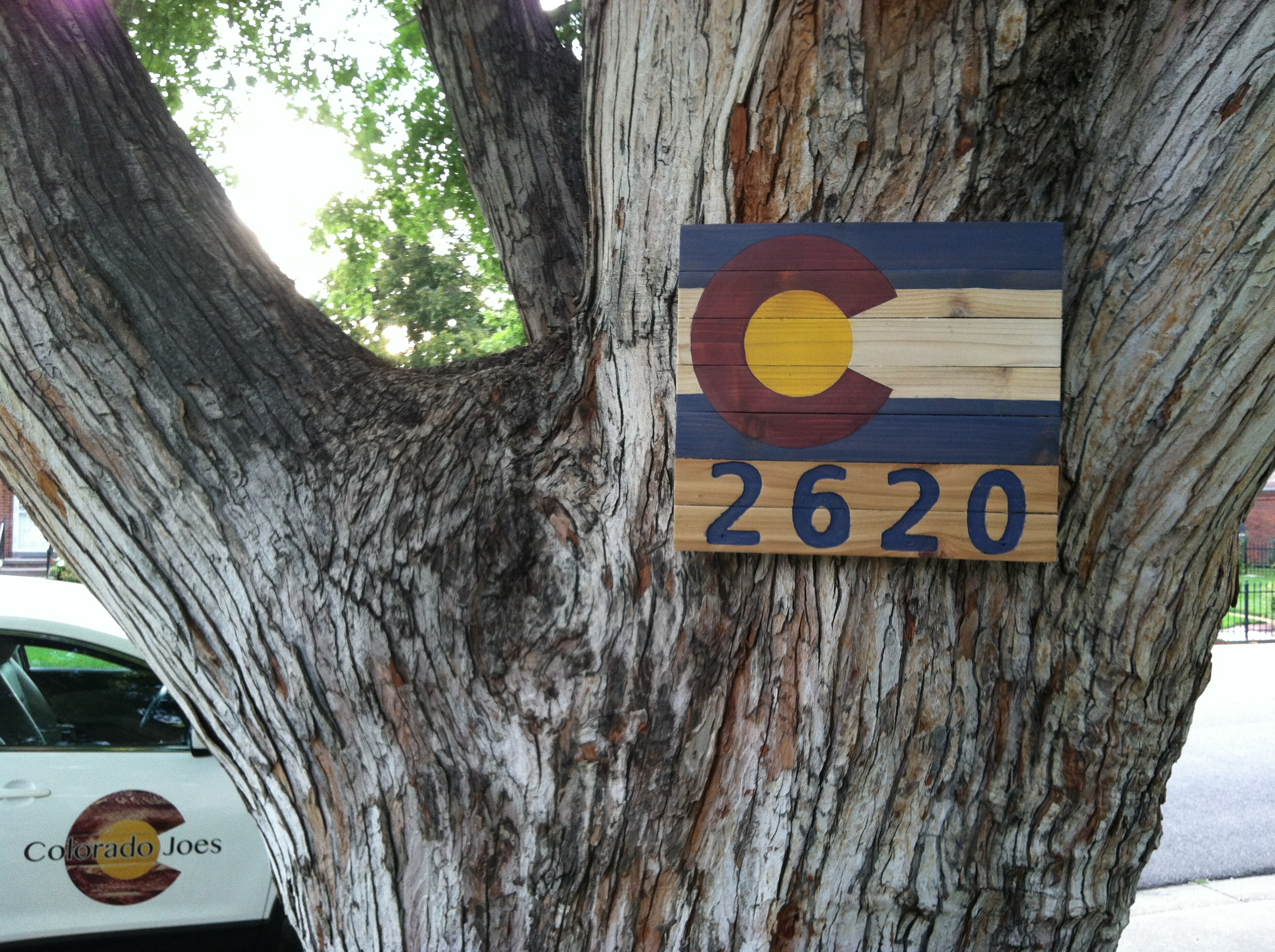 Colorado House Number