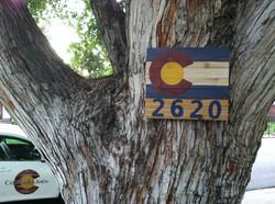 Colorado House Number