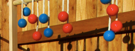 Ladder Golf Bolos