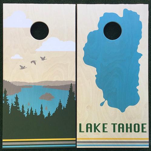 Cornhole Game-Lake Tahoe Pride