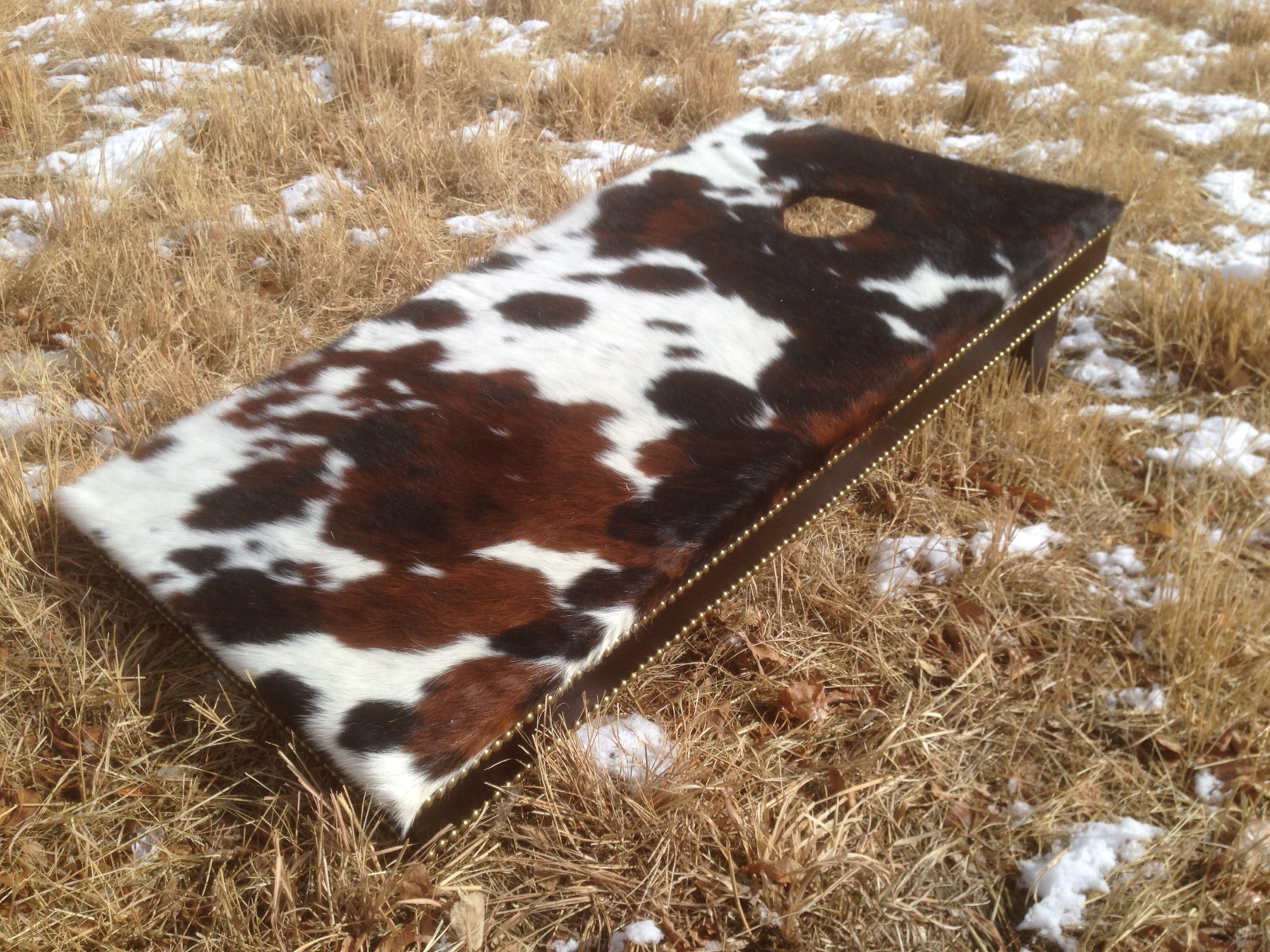 Cow Hide Custom Game