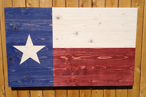 Texas Flag Wall Hanging