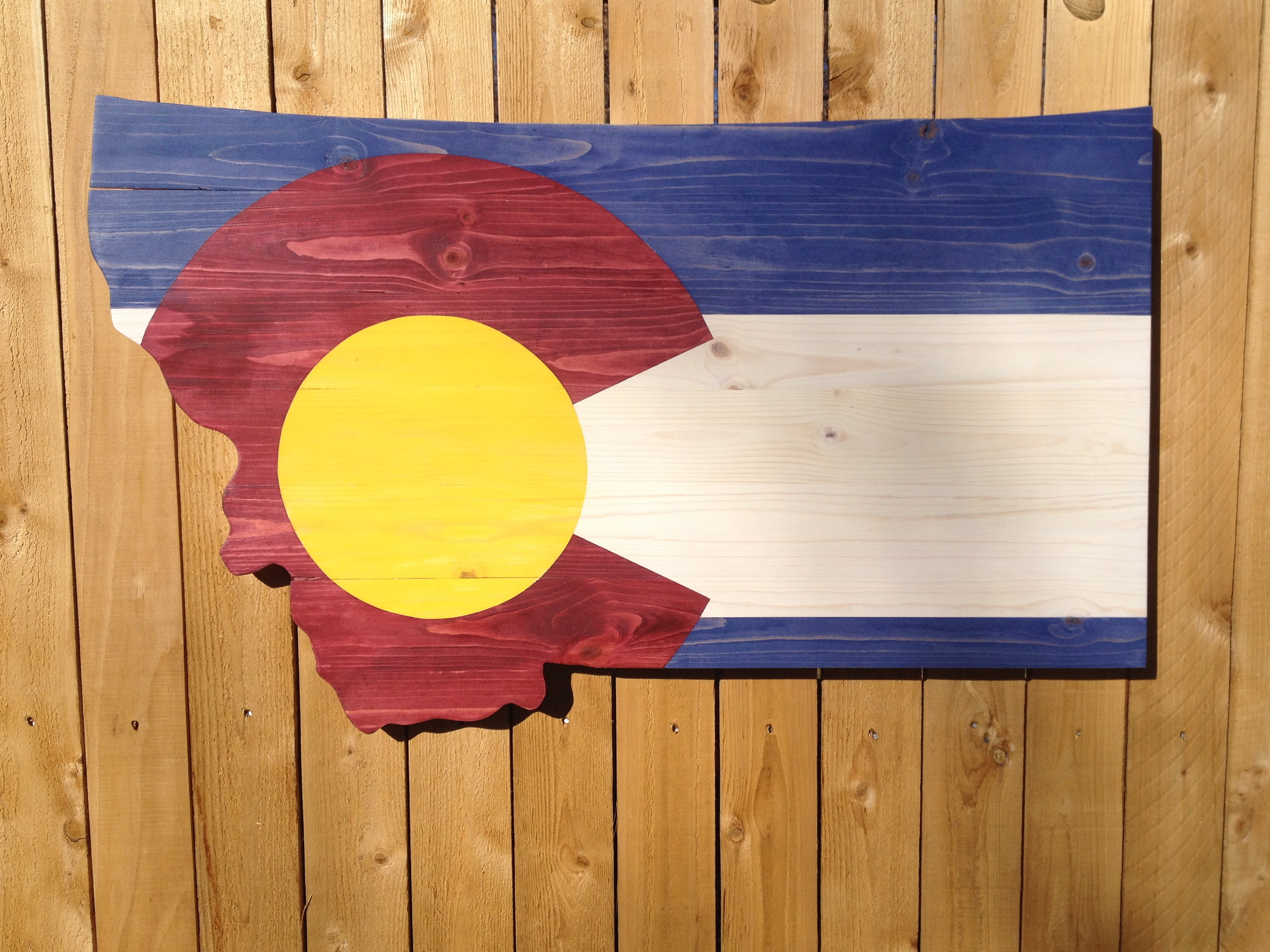Colorado/Montana Flag