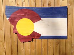 Colorado/Montana Flag