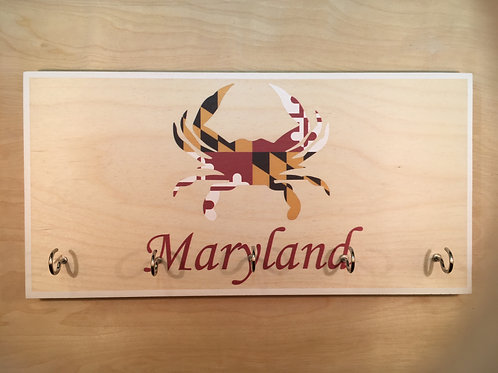 Maryland Crab Key Holder