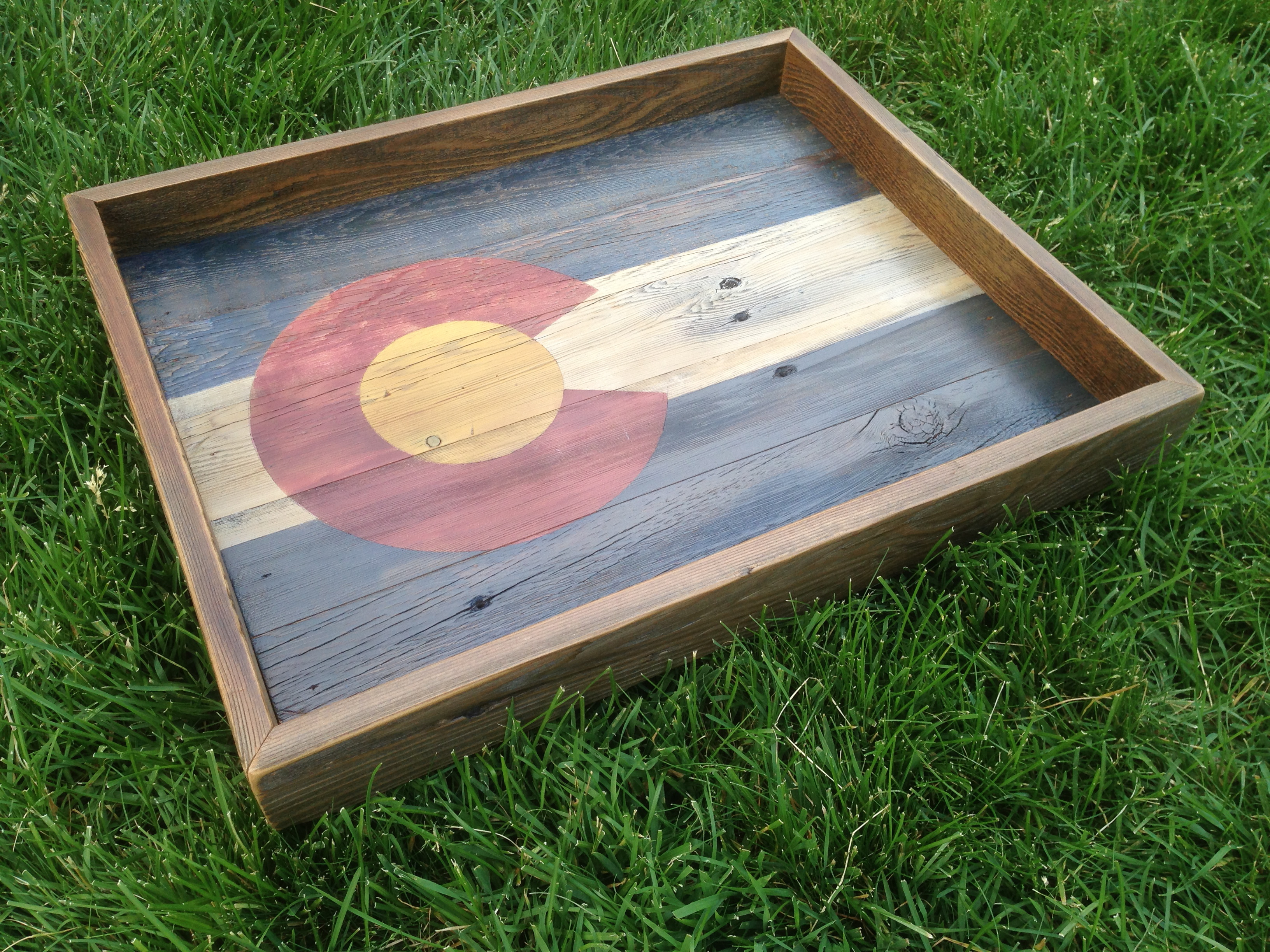 Colorado Tray
