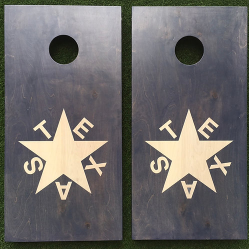 Cornhole Game-Republic of Texas Flag