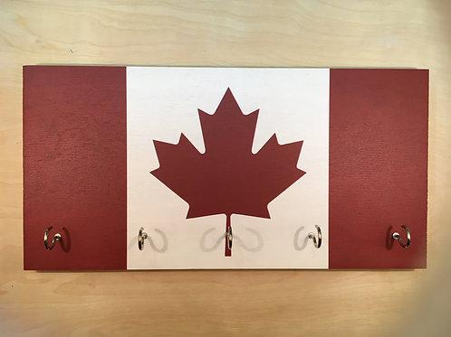Canada Flag Key Holder