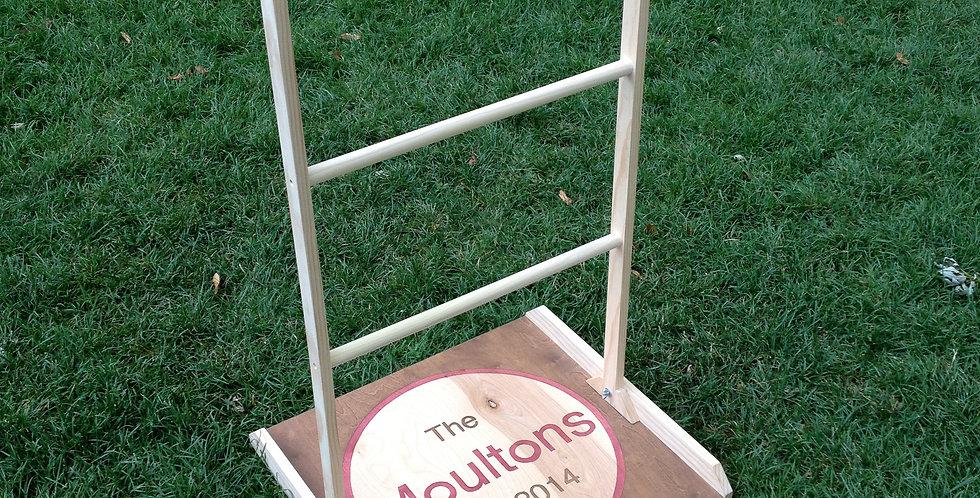 Custom Wedding Ladder Golf