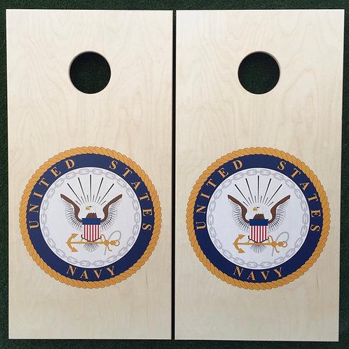 Cornhole Game-United States Navy