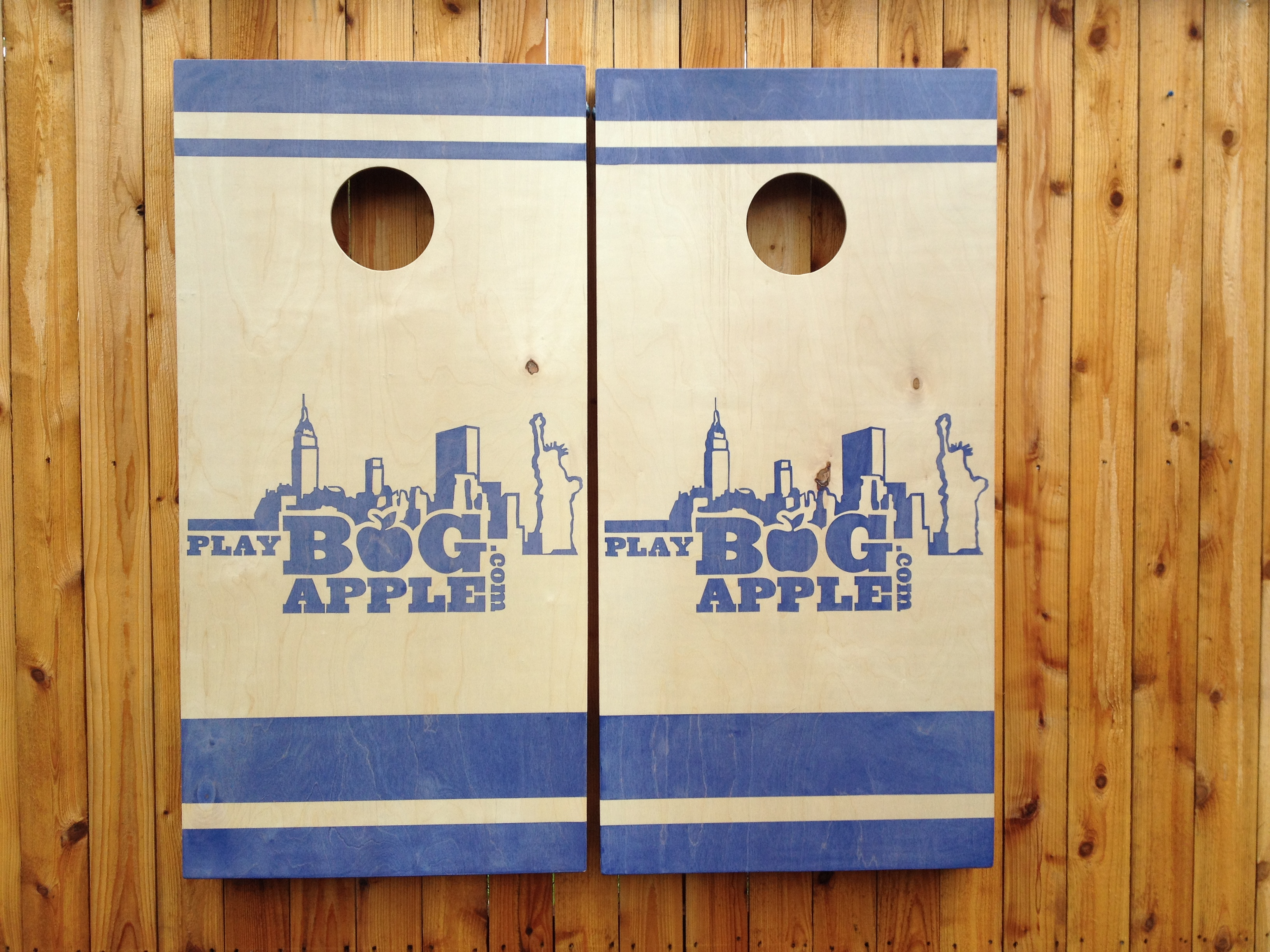 Big Apple Cornhole