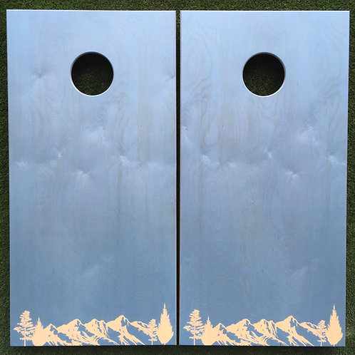 Cornhole Game-Blue Mountains