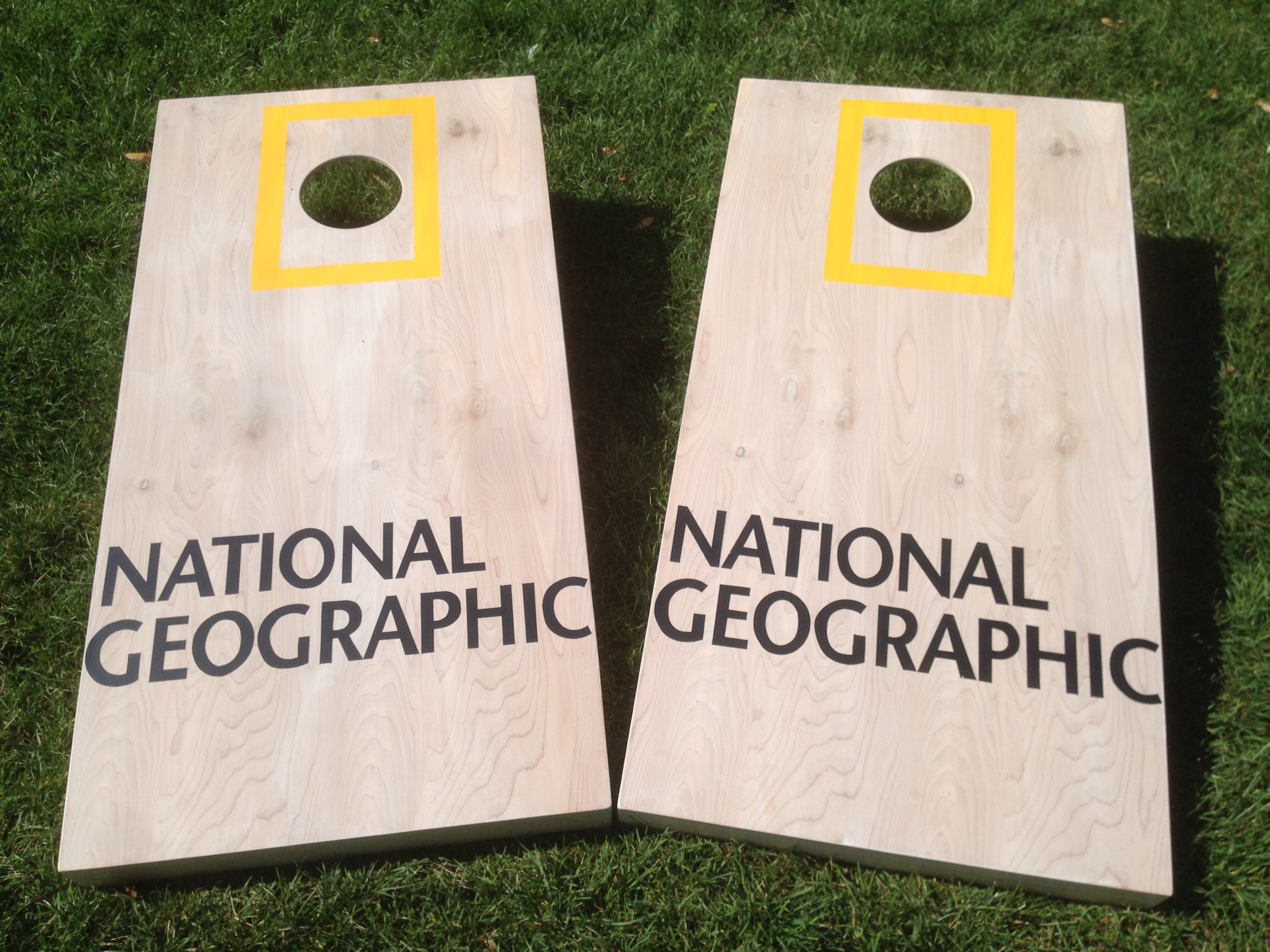 National Geographic Set