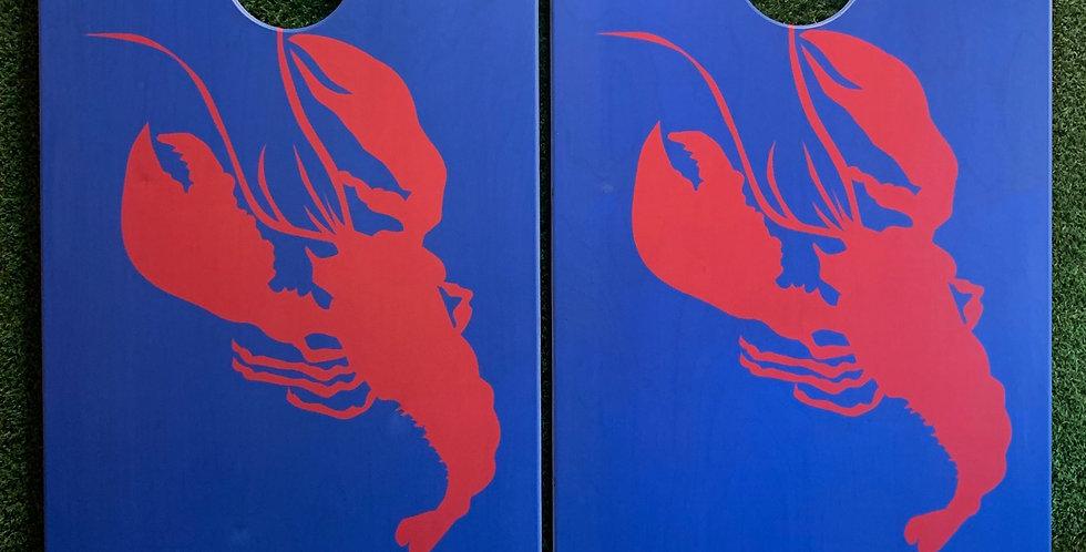 Cornhole Game-Maine Lobster