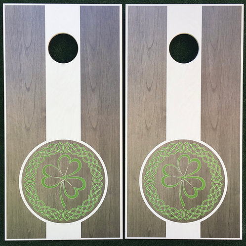 Cornhole Game-Irish Celebration