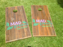 Mad Greens Game