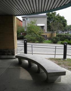 Ujamaa bench