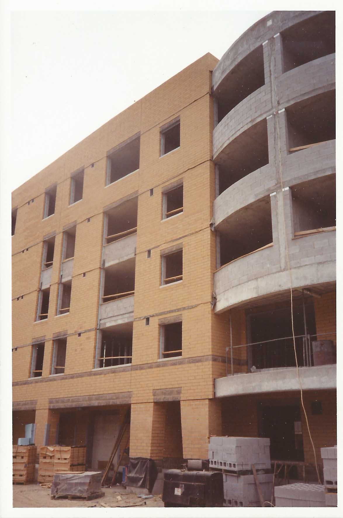 Ujamaa under construction