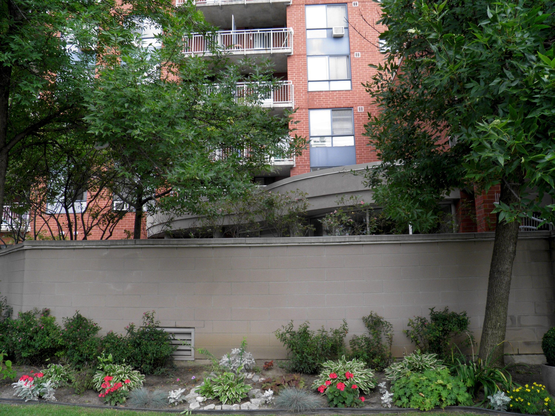 Emmaus Place upper garden