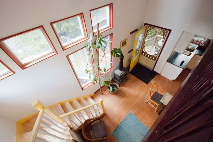 Studio from Loft, 4 Dacotah Ave.