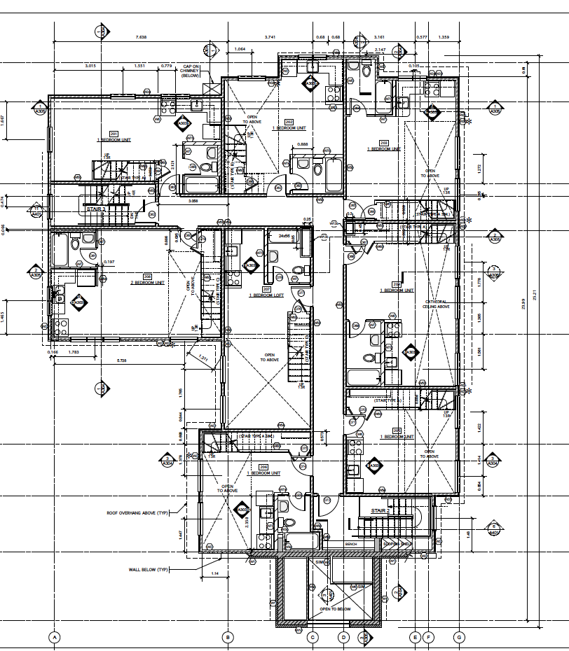 Monaco Place 2nd Floor Plan