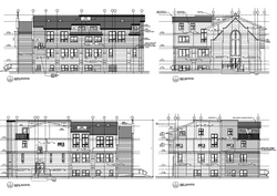 Monaco Place elevations