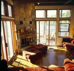 Villa Alexander Living Room