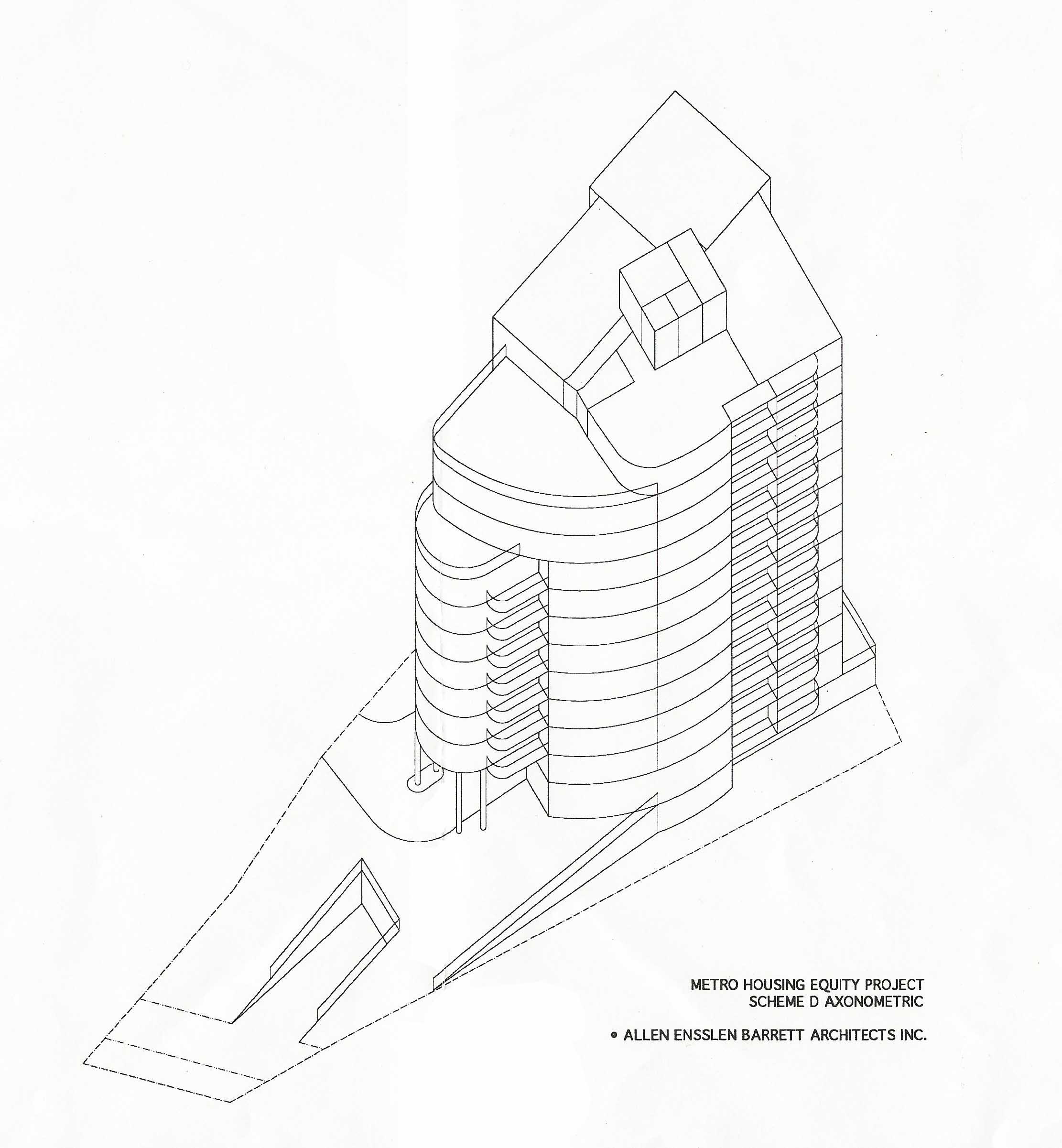 Metro Housing Equity Housing study