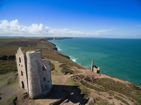 Tin Mines in Cornwall