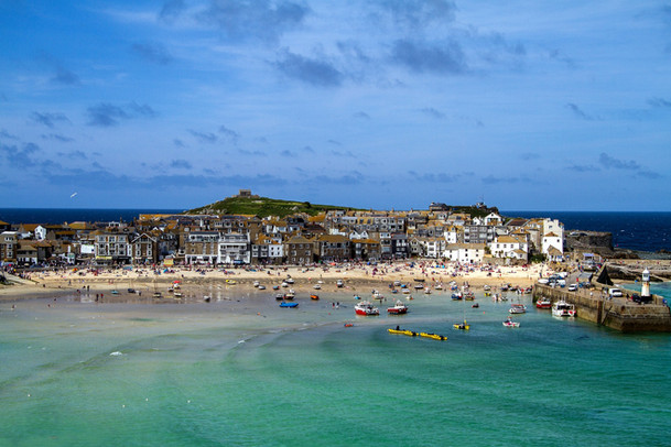Beautiful St. Ives