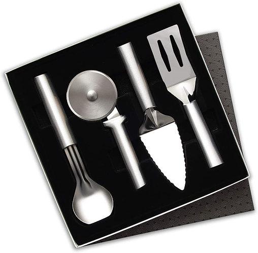 Rada Cutlery 4-Piece Kitchen Utensil Gift Set – Stainless Steel Set