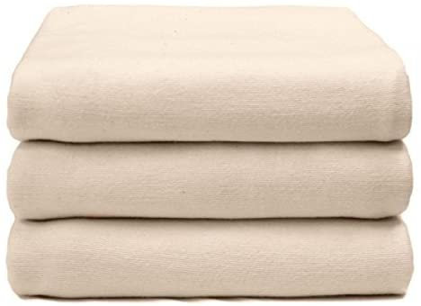 Elivo Hospital Bed Bath Blankets - Ideal for Warmth and Privacy During Bed Baths