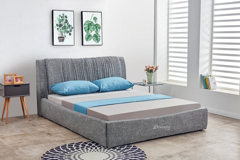 KEVIN Hemp-organic Bed Frame